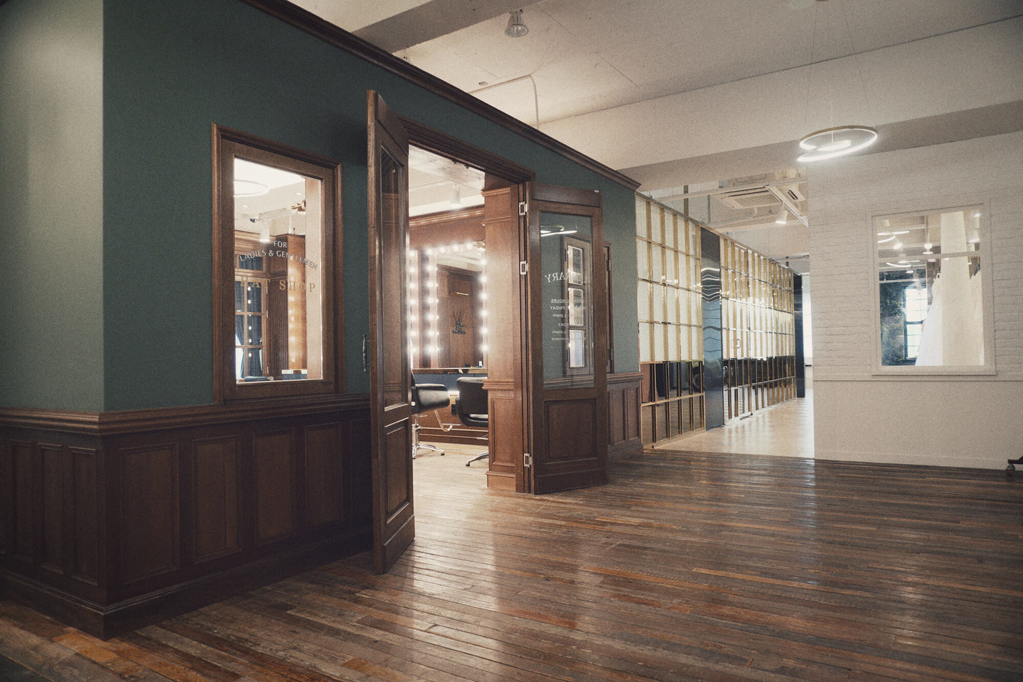 샐리웨딩 인테리어(interior)